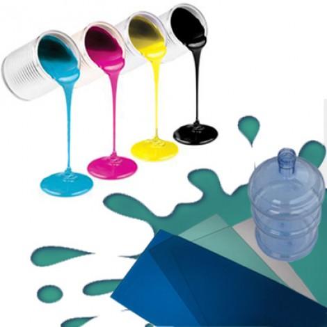 Omnialux Brillante Quasar - Tinta para la impresión por serigrafía sobre pvc y plástico