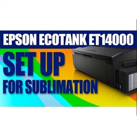 epson ET14000 sublimazione a3