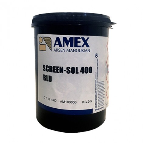 SCREEN SOL 400 BLU 1 KG - Emulsión Universal