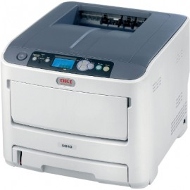 (OUT OF STOCK) - IMPRESORA LÁSER A COLOR OKI C612 DN