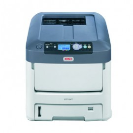 OKI LASER COLOR PRINTER ES 7411 WT + WHITE