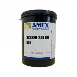 SCREEN SOL RM BLU 1 KG - Emulsión para tintas base agua