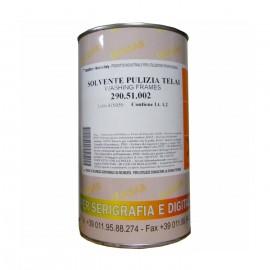 DISOLVENTE DE LIMPIEZA DE BASTIDORES 51 5 L (PRECIO POR ENVASE)