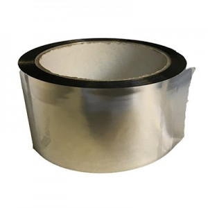 nastro in poliproopilene argento