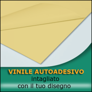 Servicio de recorte del vinilo autoadhesivo a partir de un archivo del cliente