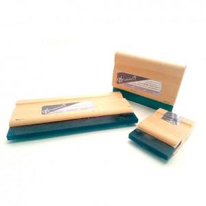 Rasero de madera con vulko 75 Shore. Distintos tamaños.