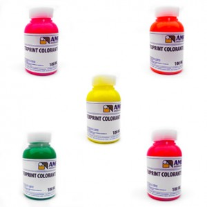Texprint Colorantes Fluo de 100 g